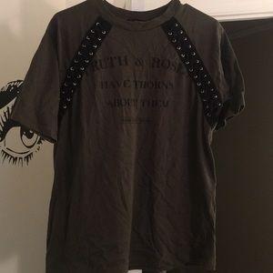 Grungy T Shirt